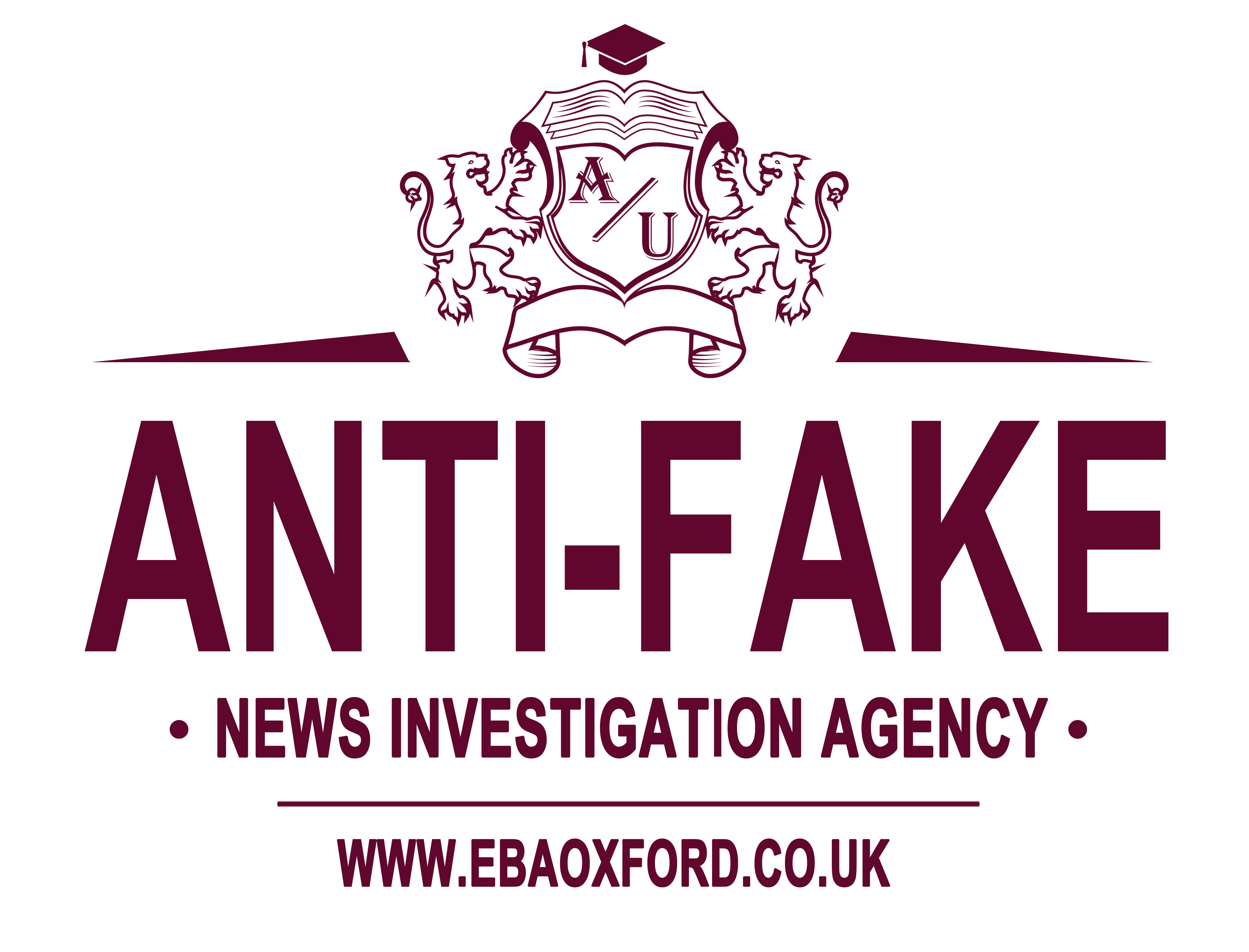 Anti-fake news Investigation Agency (AIA)