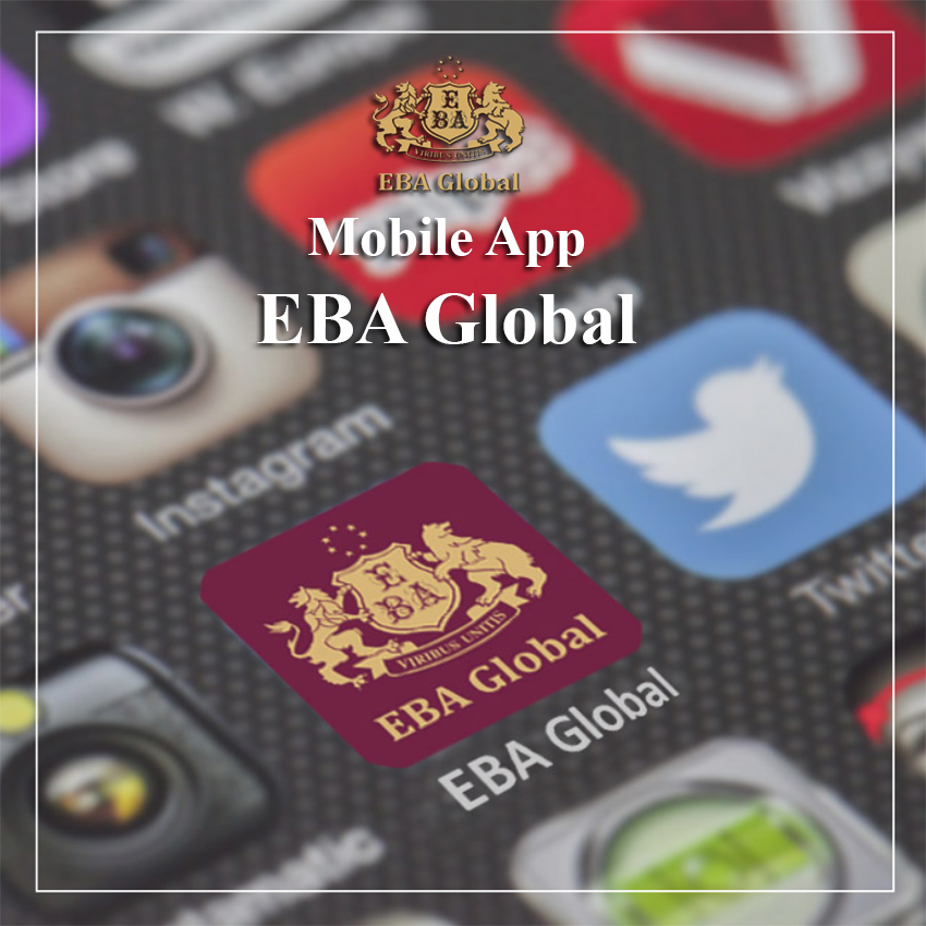 'EBA Global' Mobile app