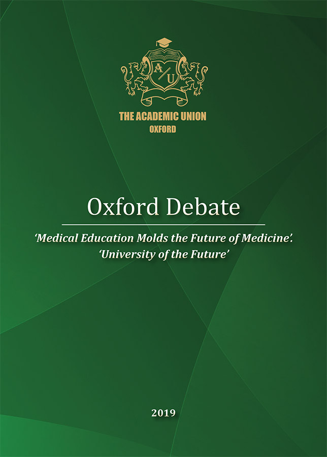 """Oxford Debate"" collection of speeches #2"