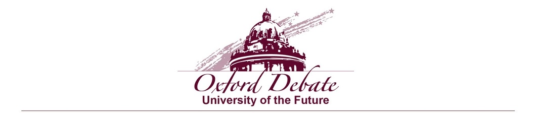 New trend of the Oxford Debate