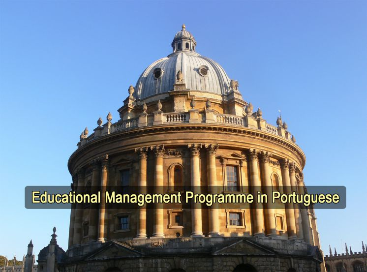 THE OXFORD ADVANCED PROGRAMME IN HIGH EDUCATION LEADERSHIP MANAGEMENT